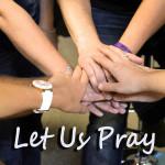 Pray graphic