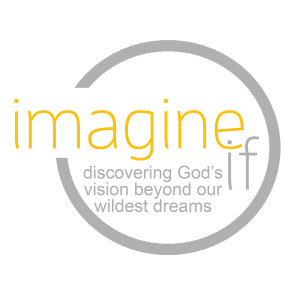 Imagine If Logo (White Background)